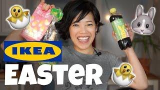 IKEA EASTER Taste Test