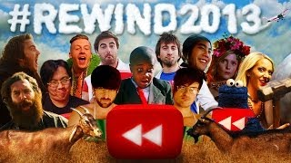 YouTube Rewind: What Does 2013 Say?(To celebrate 2013, we invited some YouTubers to star in a mashup of popular moments this year. Can you spot all the references? WATCH THE TOP VIDEOS ..., 2013-12-11T08:00:01.000Z)