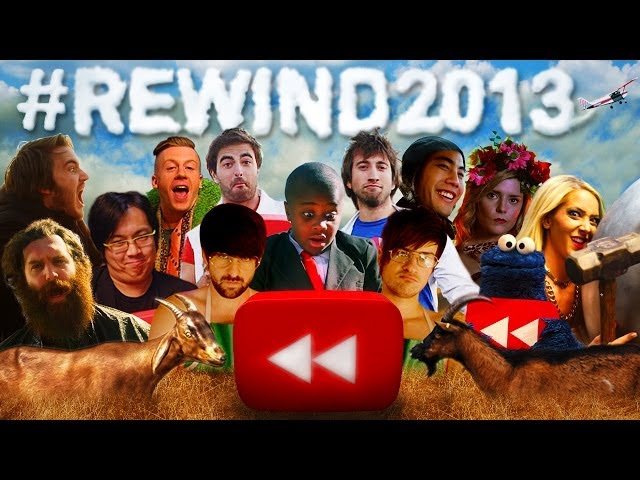 YouTube Rewind: What Does 2013 Say? Travel Video
