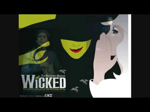 The Wizard and I - Wicked The Musical