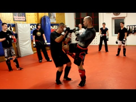 Kickbox-Seminar Mit  Profikämpfer Piotr Adrian - Fight Academy Song Paderborn