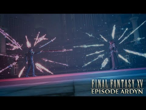 FINAL FANTASY XV EPISODE ARDYN – Teaser Trailer