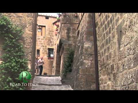 Civita Bagnoregio - Rome Italy with private guides
