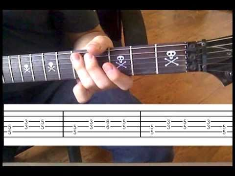 Guitar guitar tabs smoke on the water : Smoke on the Water (Intro & Solo Lesson) W/ TAB - YouTube