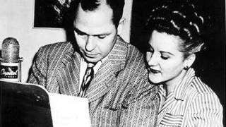 Margaret Whiting and Johnny Mercer - Baby Its Cold Outside 1949