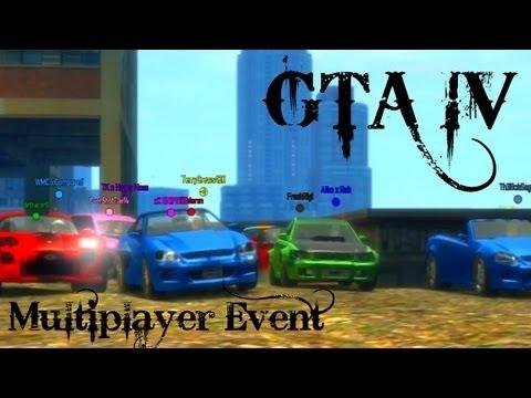 GTA IV - x360 NGG Event - 8/25/13 - BUSTED! x3/Racing/Stunts!