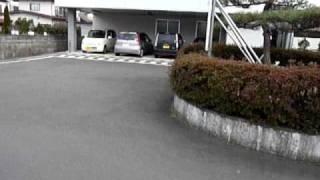 2011年3月11日、東北大震災・地震の瞬間・大河原税務署