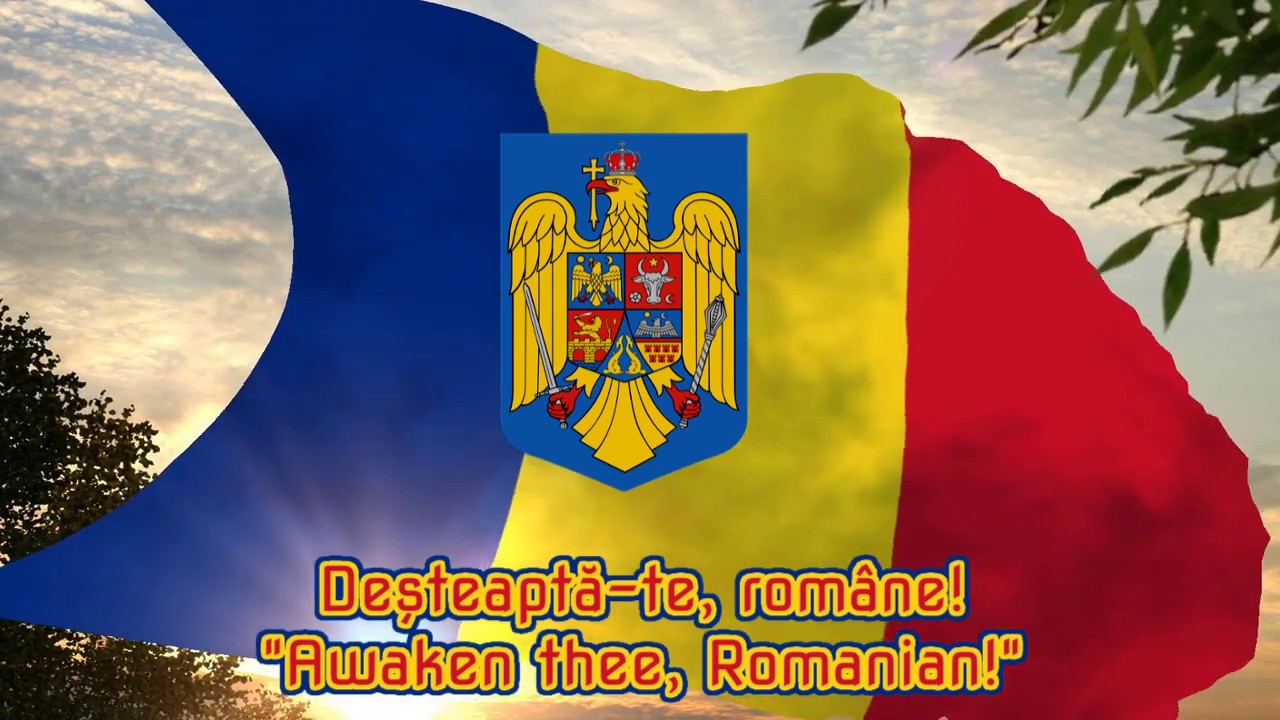 Deșteaptă-te, române! - Romanian National Anthem