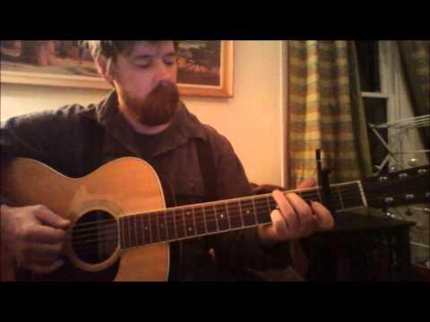 bile-em cabbage down-simple guitar walkthrough and demo