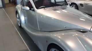 Morgan Aeromax David Hayton prestige cars