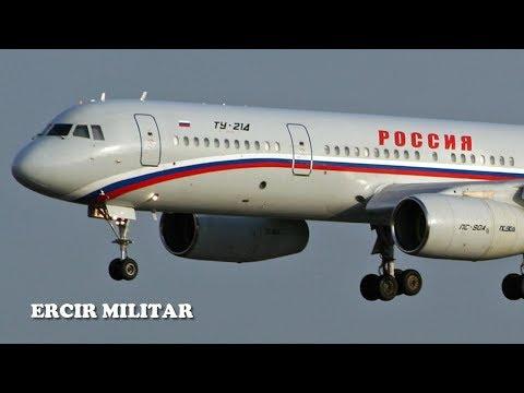 Lo que vio el avión espía de Rusia al sobrevolar varias instalaciones militares de EEUU