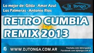 La Mejor RETRO CUMBIA ARGENTINA Gilda Amar Azul Los Palmeras Antonio Rios MP3