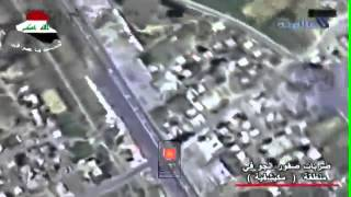 new scenes for the iraqi army aviation a hand nests isis