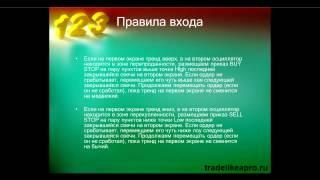 Три экрана Элдера - форекс для чайников(, 2012-09-16T08:48:45.000Z)
