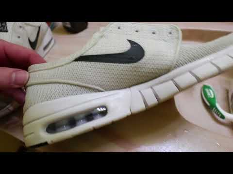 How To Clean White Gym Shoes