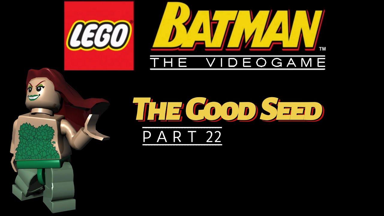 The Good Seed | Lego Batman - Part 22 | Green Fingers ...