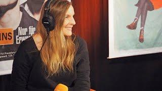 """Judith Holofernes bei radioeins + Premiere """"Ich bin das Chaos"""""""
