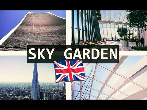 Top Things To Do in LONDON | Sky Garden