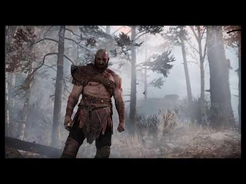 God of War/ Part 1/ raw walkthrough/ gameplay/ explore