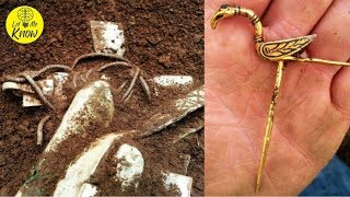 This Guy Was Metal Detecting In A Scottish Field When He Found A Staggering Viking Treasure Trove