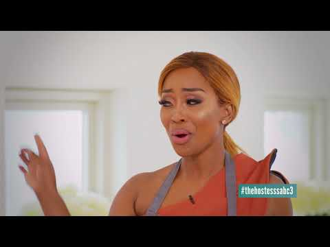 The Hostess with Lorna Maseko - Eps 13: Glam, and more Glam with Bonang Matheba