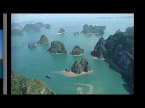 Hạ Long Bay in Vietnamese - halong bay vietnam islands