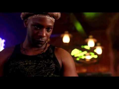 AIDS BURGER (my favorite scene) Lafayette - R.I.P. Nelsan Ellis