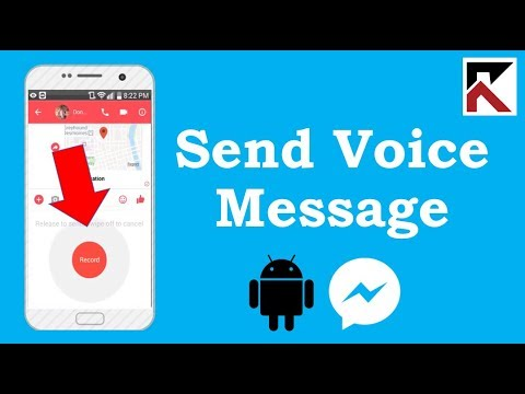 How To Send A Voice Message In Facebook Messenger Android