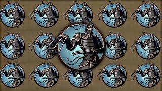 Shadow Fight 2 - Бой против 20 Рысей!