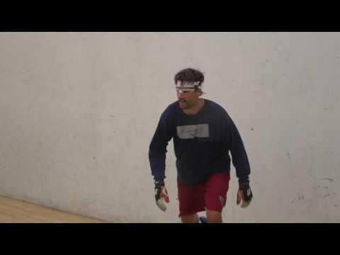 WPHLiveTV Captures Ex NFL QB Jake Plummer Playing Handball