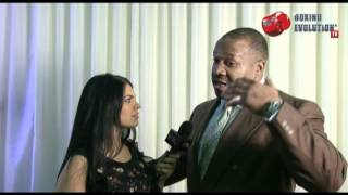 Monica Harris interviews Tim Witherspoon