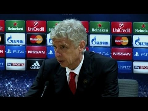 Football: Arsenal stunned by Monaco in Champions League