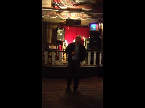 Karaoke im Big Nose Kate´s Saloon in Arizona