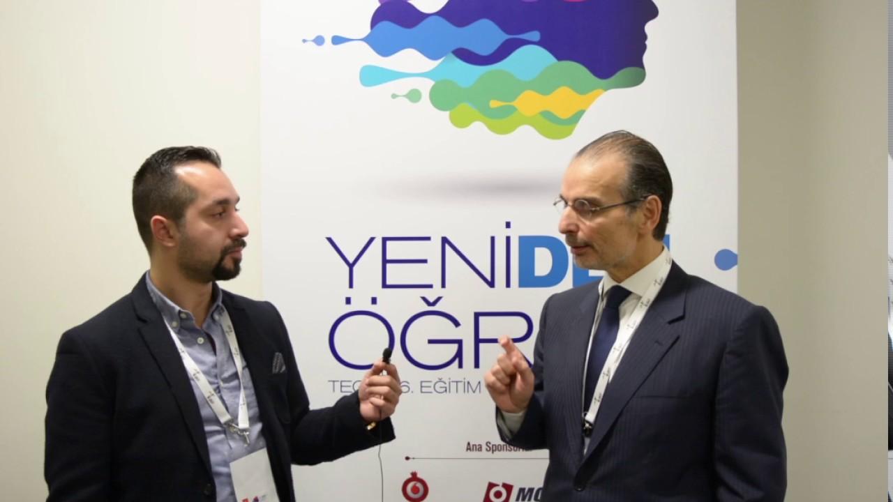 Cihangir Kavuncu ile TEGEP Zirve Röportajı