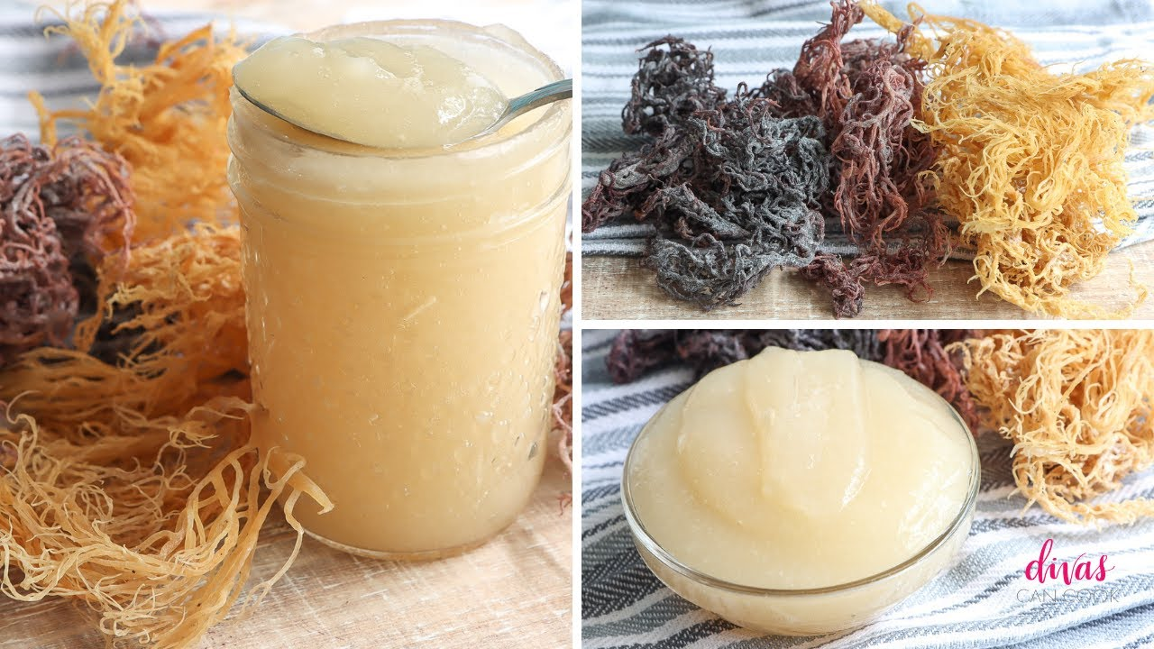 How To Make SEA MOSS GEL! In 11 Easy Steps!