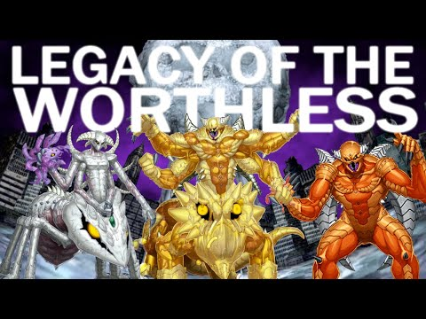 Legacy of the Worthless - Worms