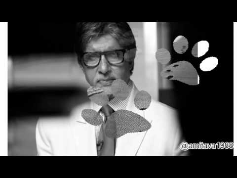 Tribute to Tagore - Amitabh Bachchan - Ekla Chalo Re