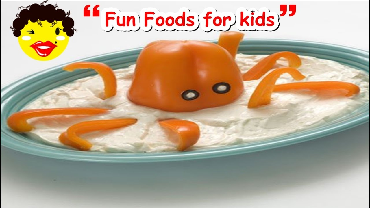 Japanese recipes for kids for Cool food ideas for kids