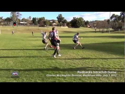 Redbacks Intraclub Baulko