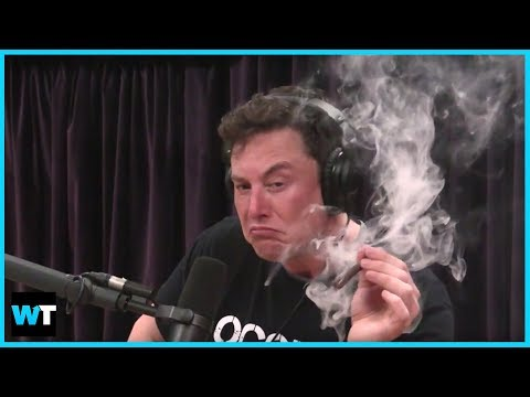 Who Cares That Elon Musk SMOKED WEED On Joe Rogan's Podcast?