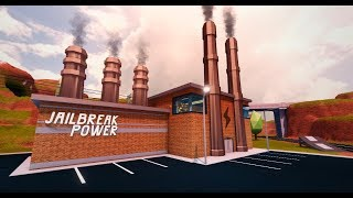 *NEW* POWER PLANT ROBBERY! LIVE STREAM! JAILBREAK [HD] | ROBLOX INDONESIA