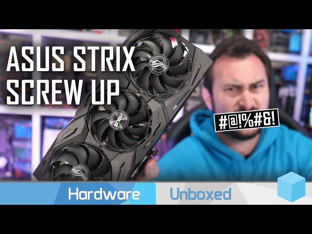 Asus Strix Fix, Another Defective Radeon RX 5700 XT