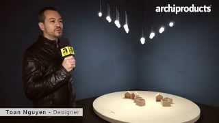 VIBIA | Toan Nguyen | Archiproducts Design Selection - Salone del Mobile Milano 2015