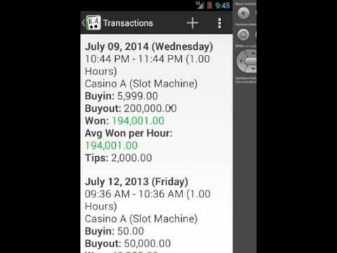 Track gambling app cache creek casino coupons