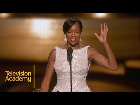 Emmys 2015  Regina King Wins Outstanding Supporting Actress In A Limited Series Or A Movie