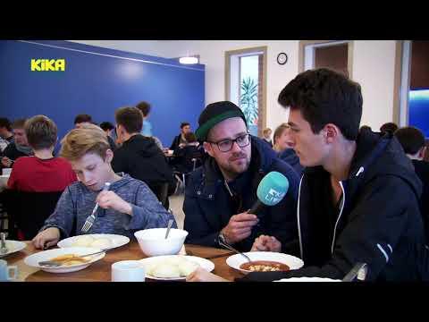 KiKA   Singen Xtreme  Ben trifft die Thomaner Thomanerchor Leipzig Dokumentation