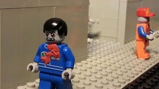 LEGO Zombie : Episode 1 part 1 Day Zero