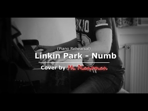 Linkin Park - Numb (Acoustic Piano Cover by Mr. Pianoman)