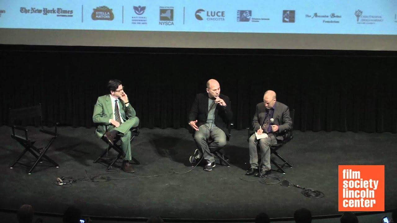 "Q&A w/ Ferzan Özpetek, ""Magnificent Presence"""