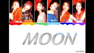 (G)I-DLE((여자)아이들) - MOON Lyric…